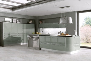 575mm High Double Wall Units Odyssey Dakar Gloss