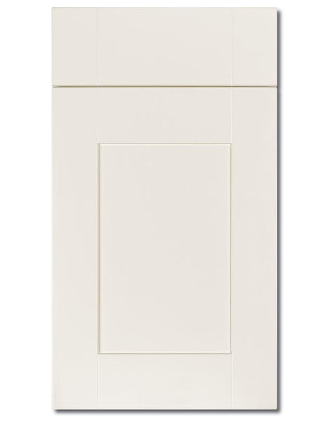 360mm High Top Box Wall Units Gresham Ivory
