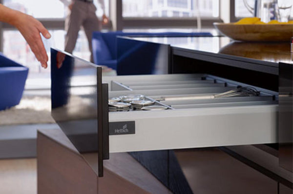 Hettich Drawers 85mm High