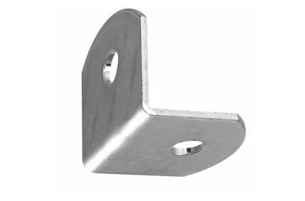 L Brackets Small Zinc Plated Pack Of 10 Sherringham