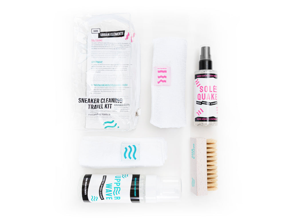 URBAN ELEMENTS Cleaning Travel kit