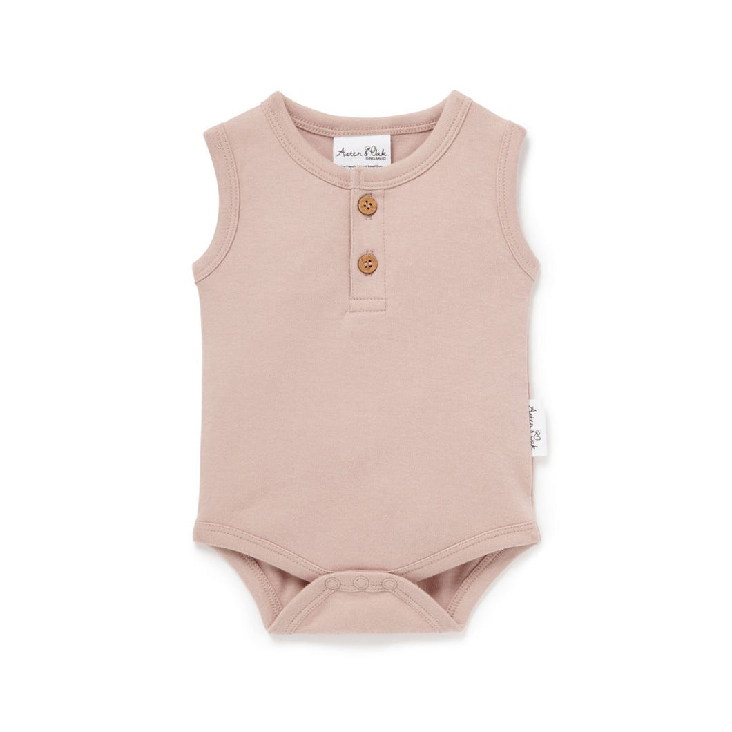 Fawn Singlet Onesie - Lottie and Moo Bowtique