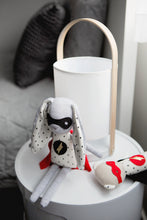Load image into Gallery viewer, Super Hero Bunny - 50cm - Lottie and Moo Bowtique