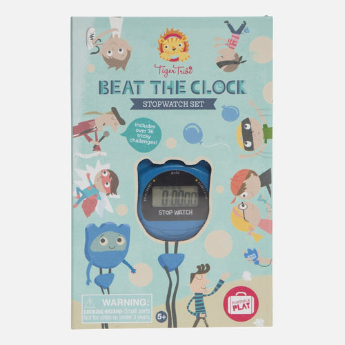 Beat the Clock - Stopwatch Set - Lottie and Moo Bowtique