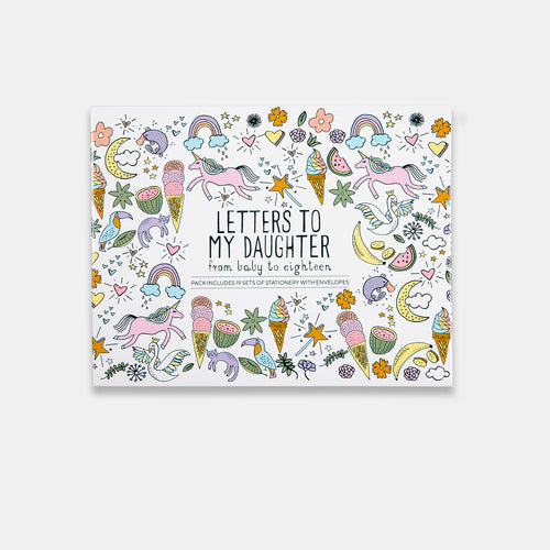 Letters to My Daughter - Lottie and Moo Bowtique