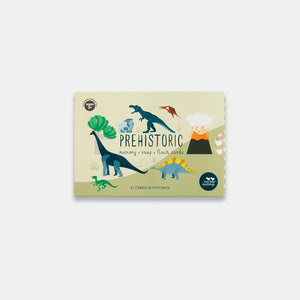 Prehistoric Snap and Memory Game - Lottie and Moo Bowtique
