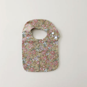 Paris - 100% Cotton Baby Bib - Lottie and Moo Bowtique