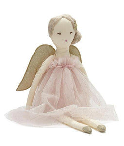 Arabella the Angel-Pink - Lottie and Moo Bowtique
