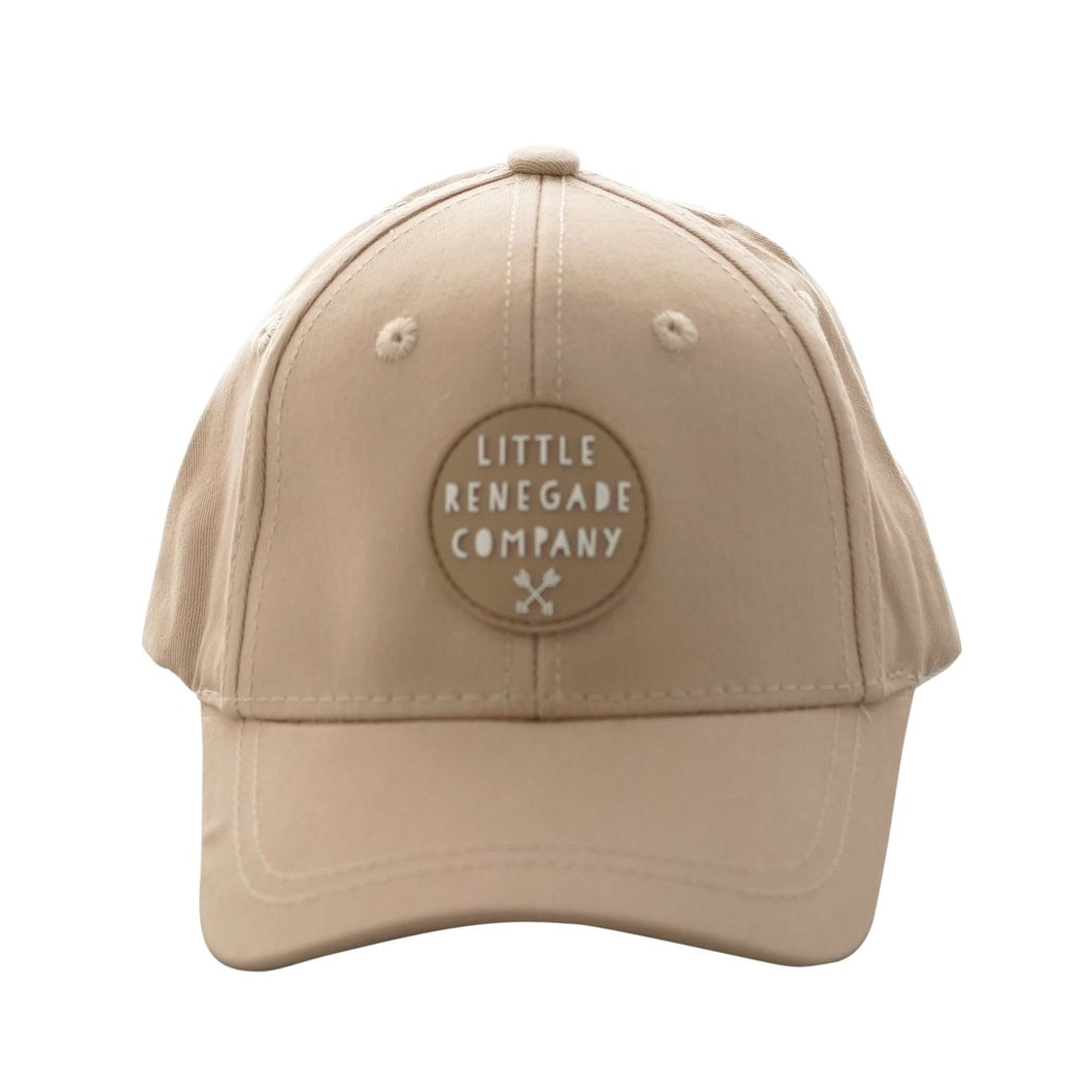 Sand Baseball Cap - Lottie and Moo Bowtique