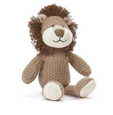 Hunter The Lion Rattle - Lottie and Moo Bowtique