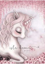 Load image into Gallery viewer, Aubrey the unicorn - Lottie and Moo Bowtique
