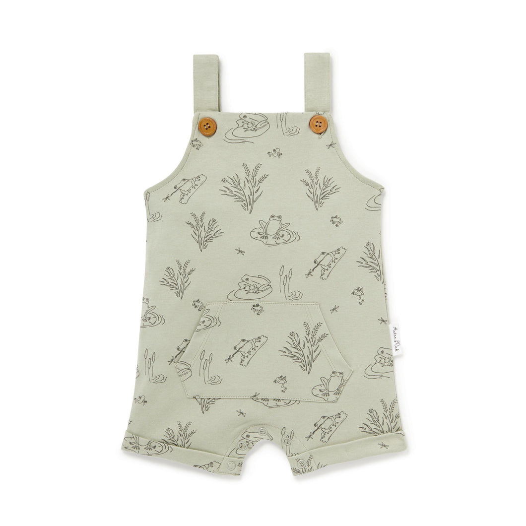 Frog Pond Pocket Overalls - Lottie and Moo Bowtique