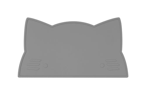 Cat Placie - Grey - Lottie and Moo Bowtique
