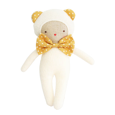 Dream Baby Bear 20cm - IVORY - Lottie and Moo Bowtique