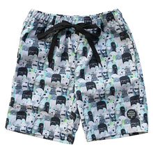 Load image into Gallery viewer, Bears and Beasties Boardshorts - Lottie and Moo Bowtique