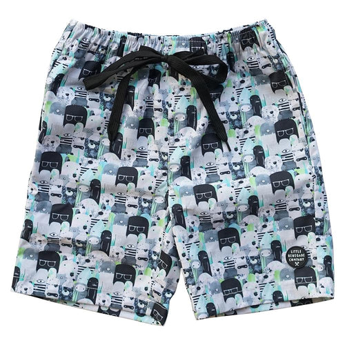 Bears and Beasties Boardshorts - Lottie and Moo Bowtique