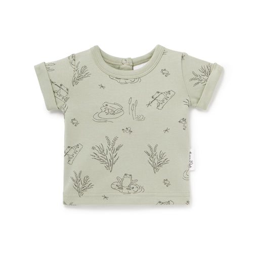 Frog Pond Tee - Lottie and Moo Bowtique