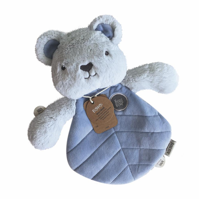 Baby Comforter - Beau Bear - Lottie and Moo Bowtique
