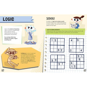 Book and Model Set - Learn all about Maths - Lottie and Moo Bowtique