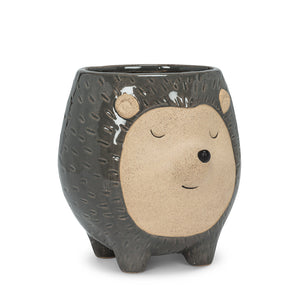 Tall Hedgehog Planter