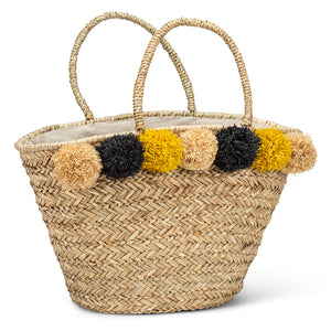 Yellow & Black Tote - END OF SEASON SALE!