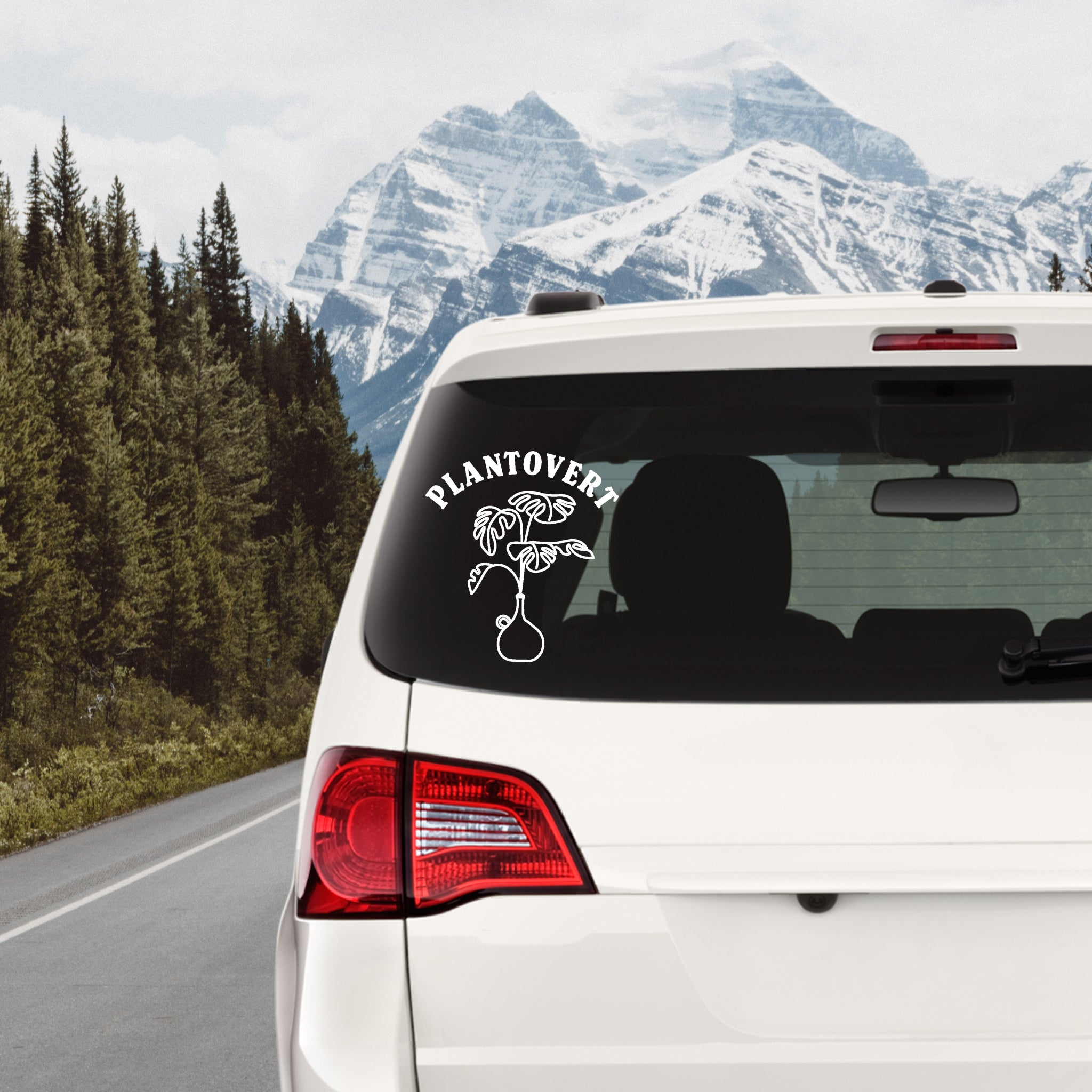 Plantrovert Decal