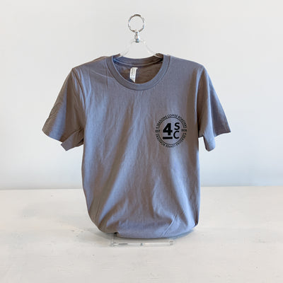 4 Seasons Coffee T-Shirt - Storm