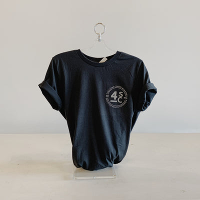 4 Seasons Coffee T-Shirt - Black