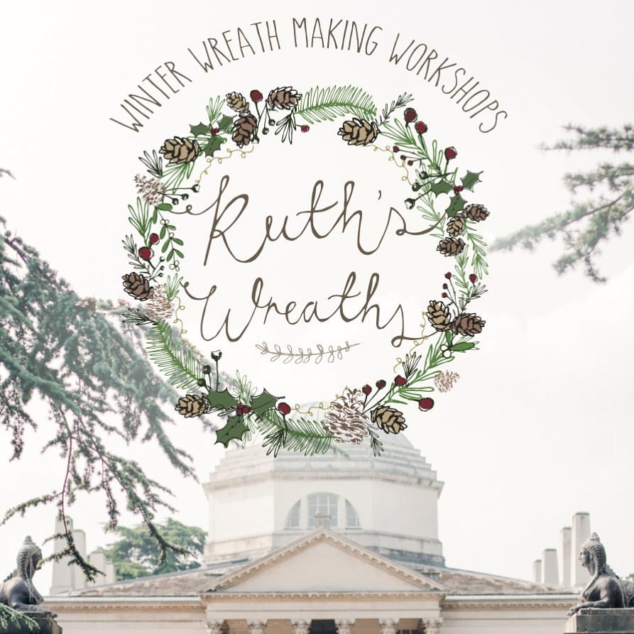 Ruth's Wreaths at Chiswick House
