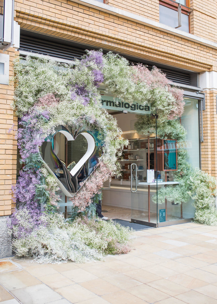 Dermalogica Does Chelsea in Bloom