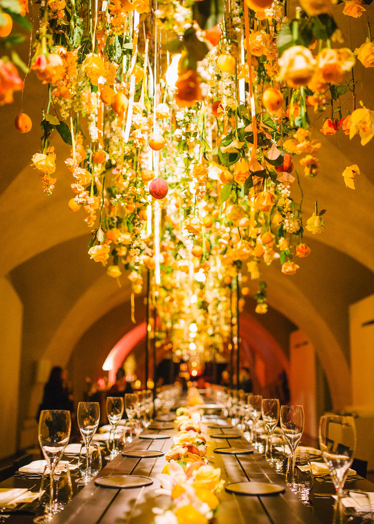 Moët & Chandon Immersive Flower Installation