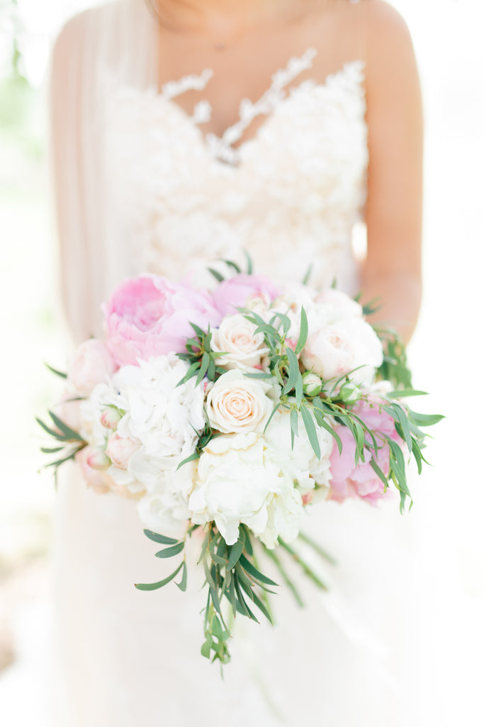 The Most Beautiful of Weddings For A Very Special Bride