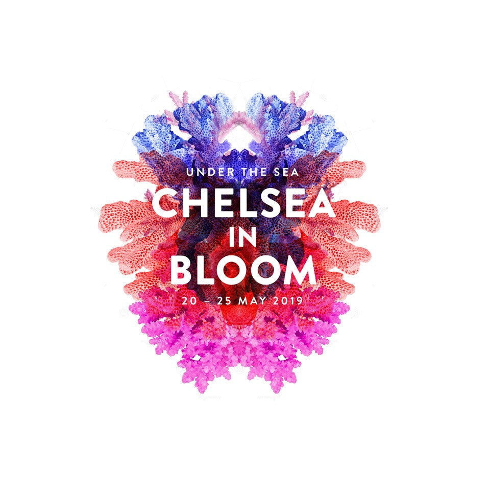 ALL FOR LOVE LONDON VENTURES INTO THE  DEEP BLUE AT CHELSEA IN BLOOM