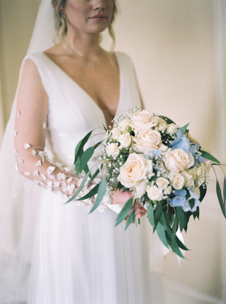 wedding flowers all for love London bride