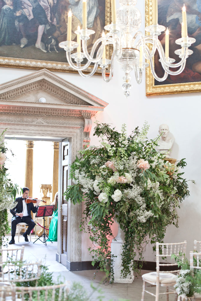 Summer Wedding Season Comes To An End At Chiswick House