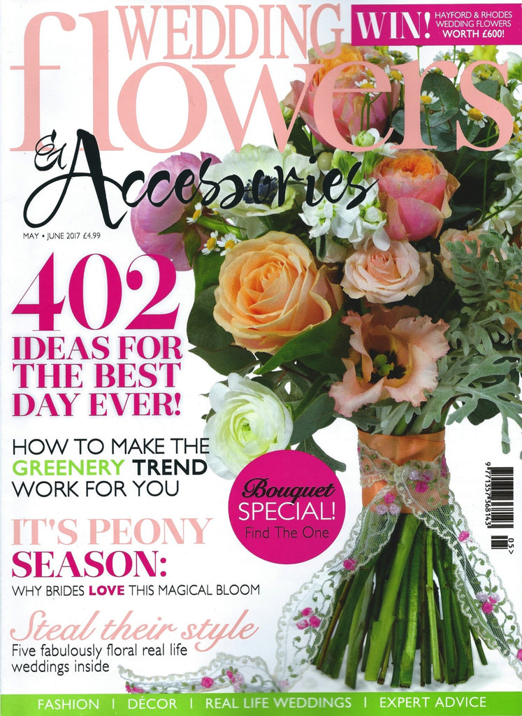 Wedding Flowers & Accessories May/June 2017