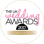 The UK Wedding Awards 2017 - vote for us!