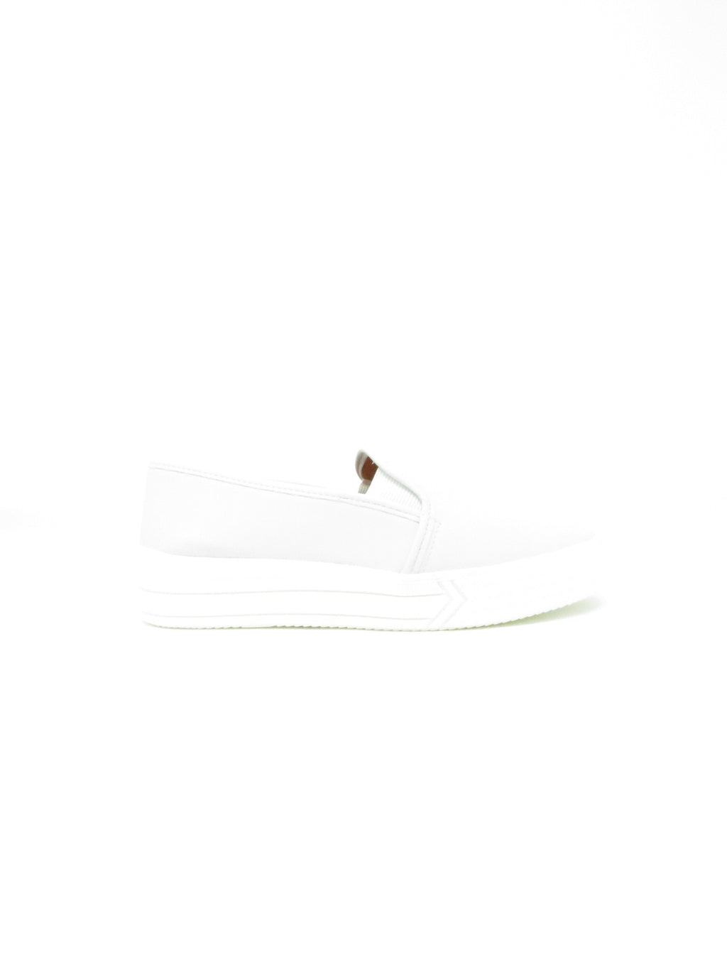Slip on napa branco