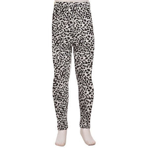 Animal Print Youth Legging
