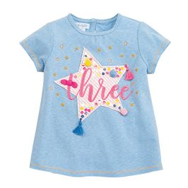Birthday Girl Tee by Mudpie