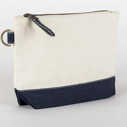 All in Canvas Pouch