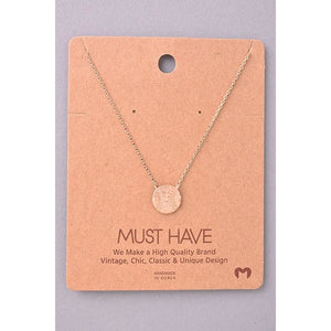 Baseball Must Have Necklace