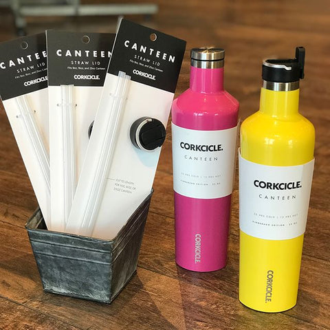 Corkcicle Straw Lid