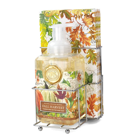 Michel Design Works Hand Soap & Napkin Caddy Set