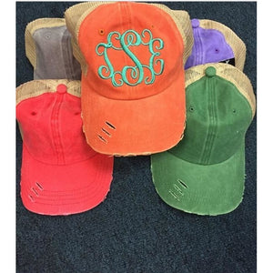 Pigment Dyed Trucker Hat
