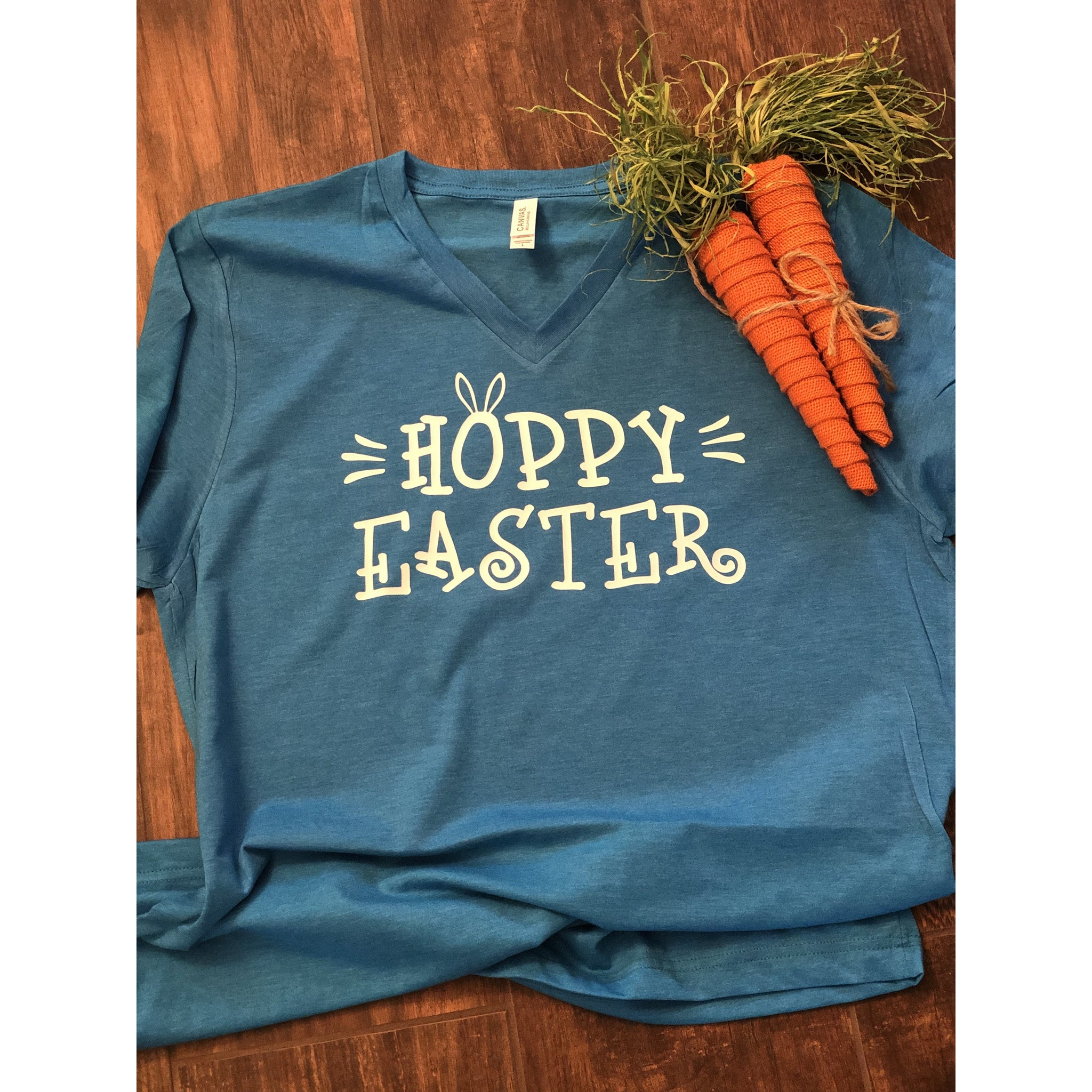 "Hoppy Easter T-shirt ""Tuesday"""