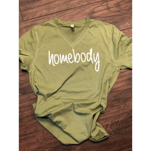 Homebody T-Shirt Tuesday