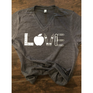Teacher Love Shirt