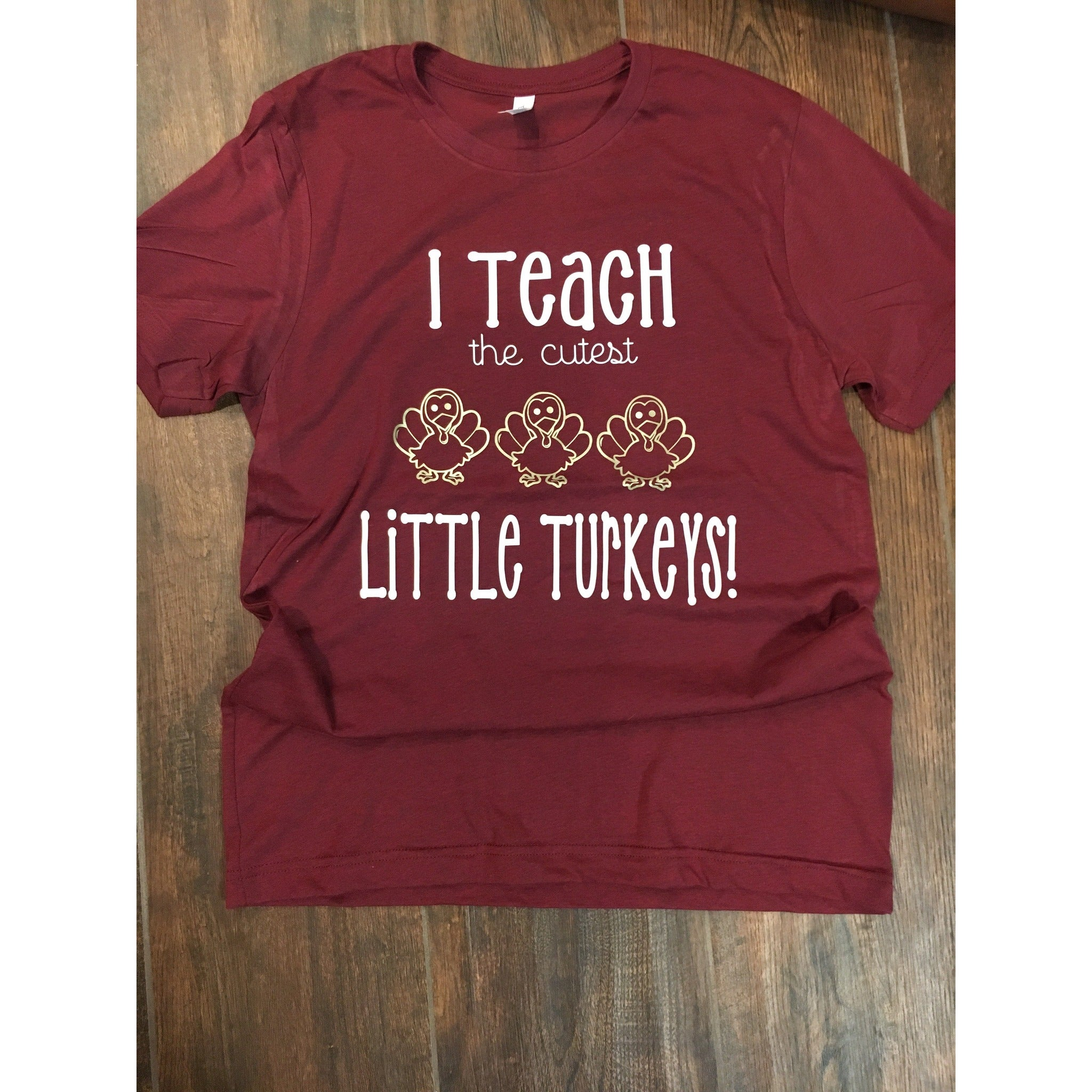 Teach Cutest Turkeys
