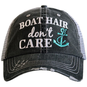 Boat Hair Don't Care by Katydid